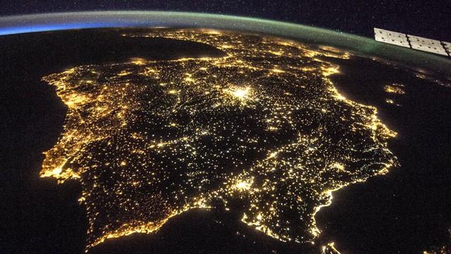 España nocturno