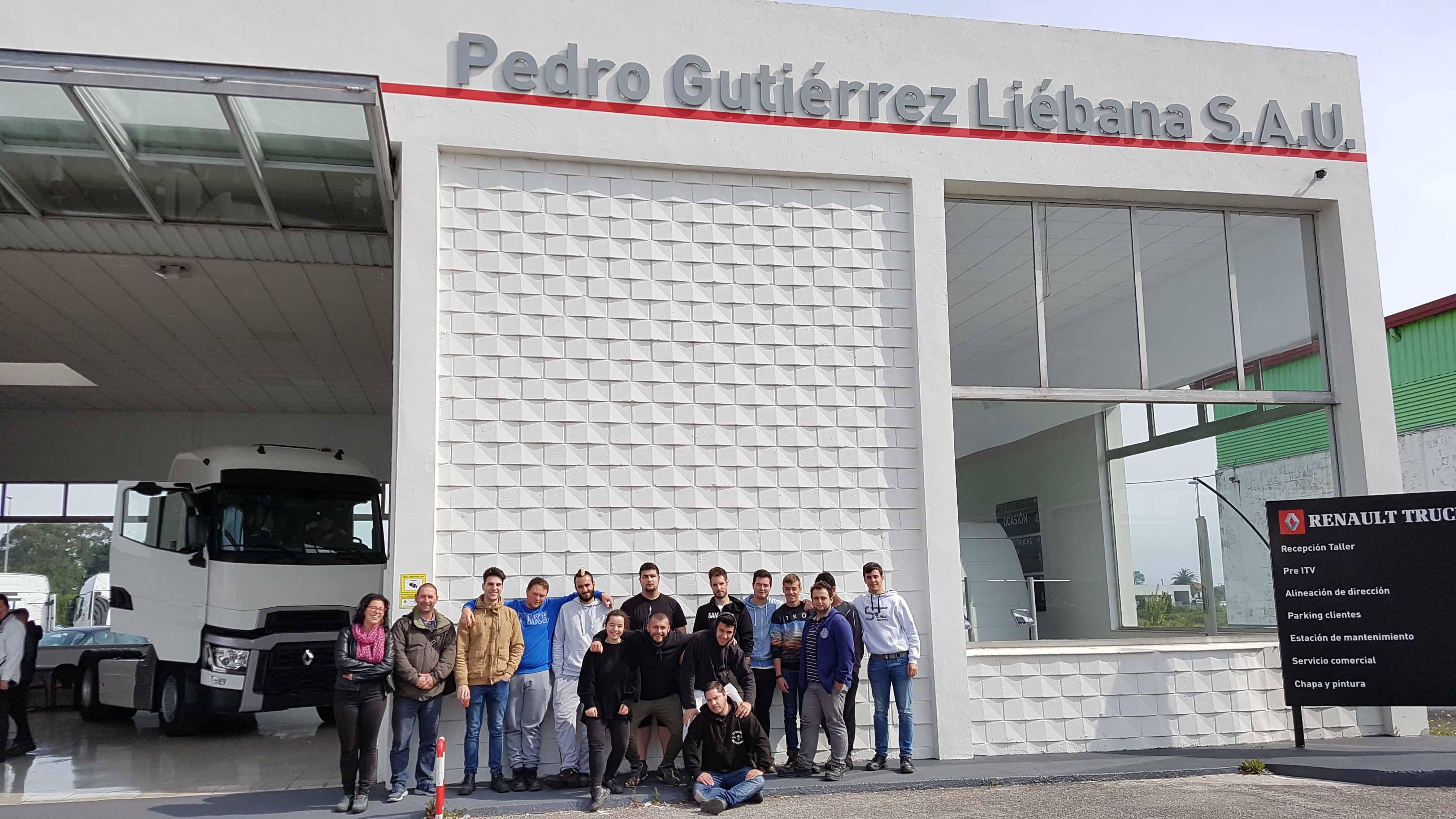 Departamento De Transporte Y Mantenimiento De Vehículos Centro Integrado De Formación Profesional Número Uno De Santander Página 7